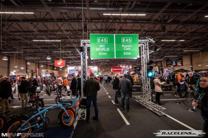 Motorshow 2020 - Herning - Racelens