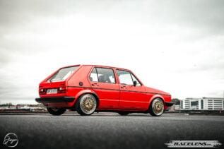 VW Golf I - Das Original - Racelens