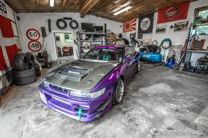 Badass Silvia - Racelens