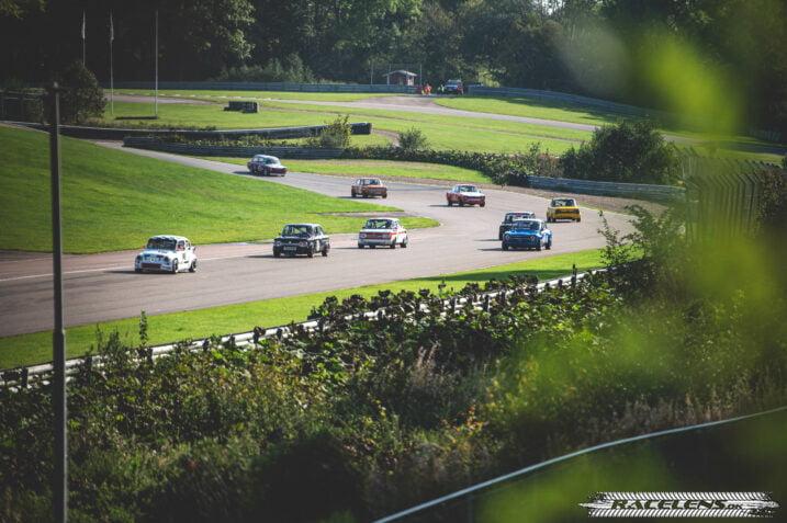 Historisk ræs på Ring Knutstorp - Racelens