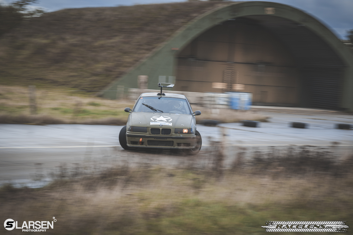 Drifting, Airfield, Dansk, Bil, Racelens