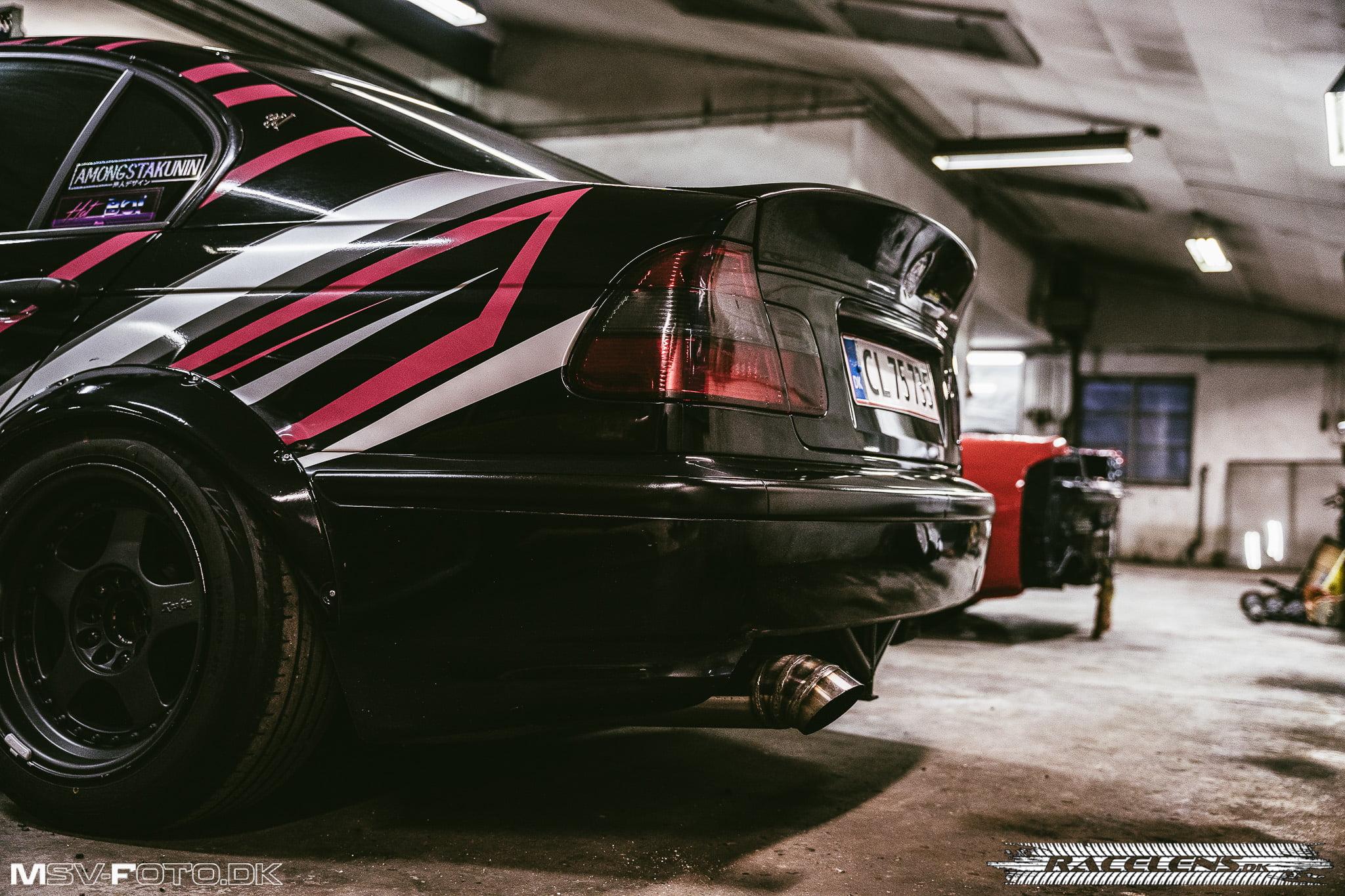 Bil, Racelens
