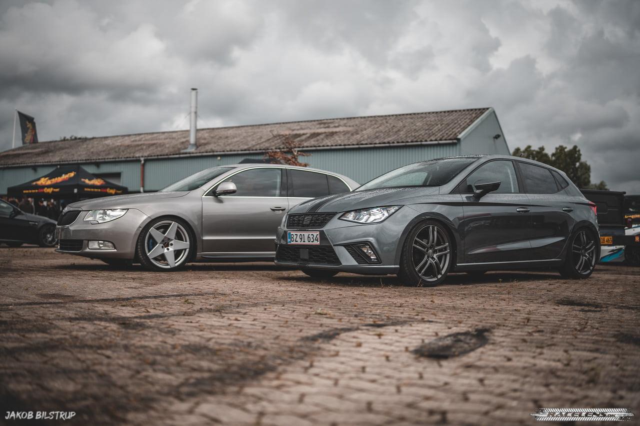 Cars & Coffee, Racelens