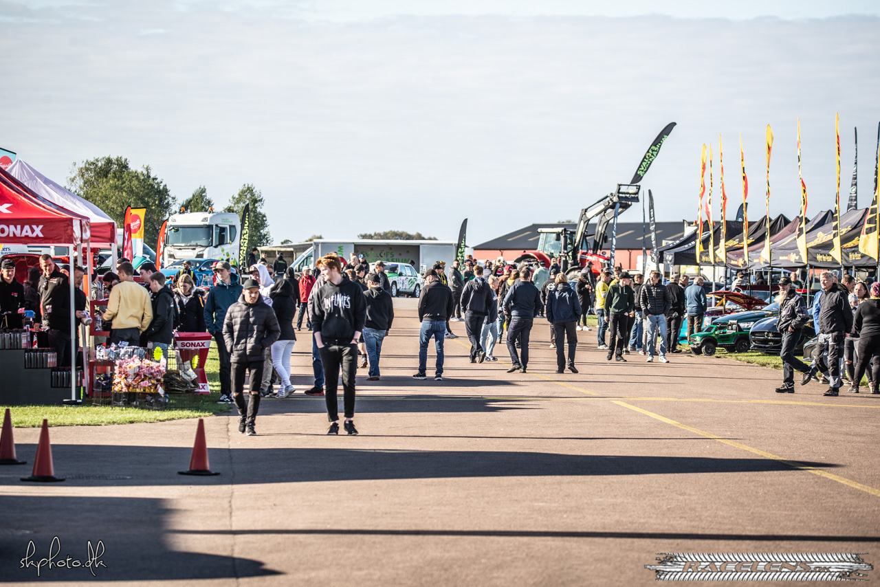 VALLÅKRATRÄFFEN, Racelens