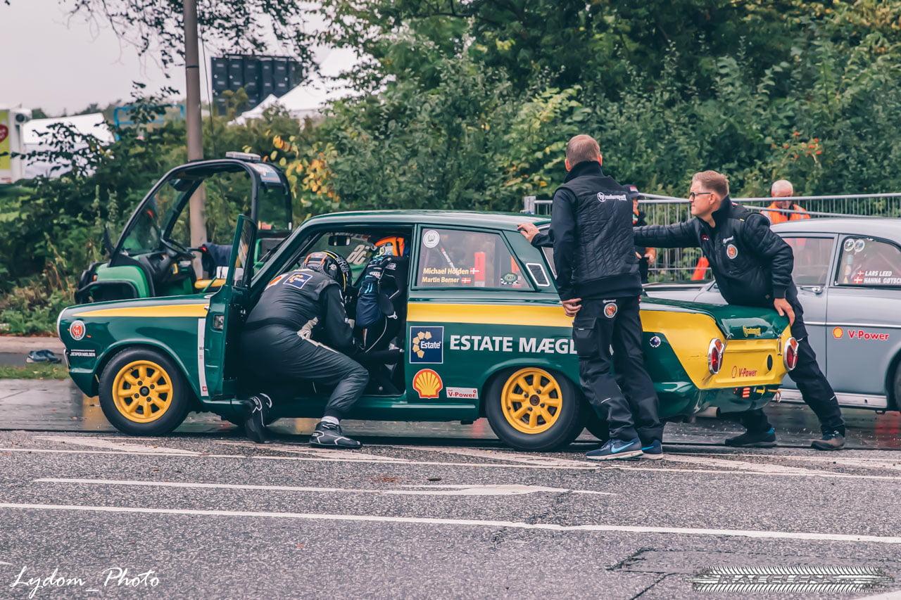 Classic Race Aarhus 2021, Racelens