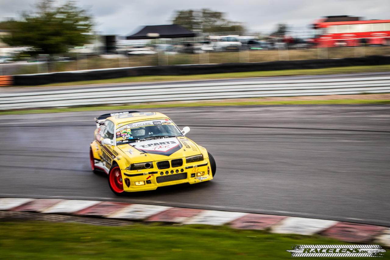 Mkö drifting, Racelens